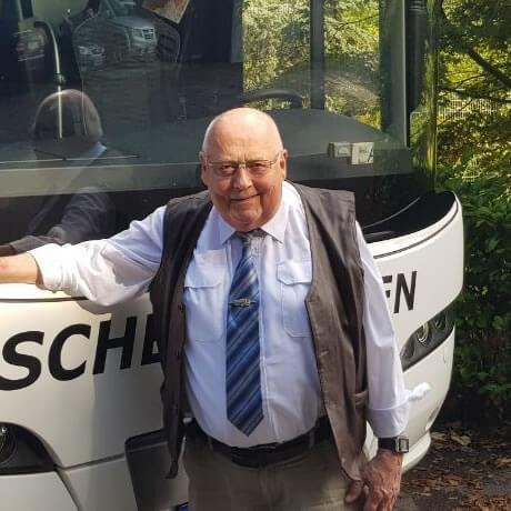 Peter Schenk - Schenk Reisen Wuppertal